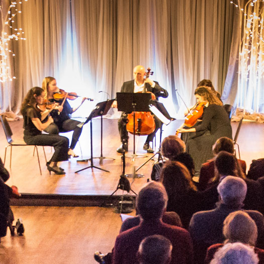 Chamber Music on the Fox 6th Anniversary