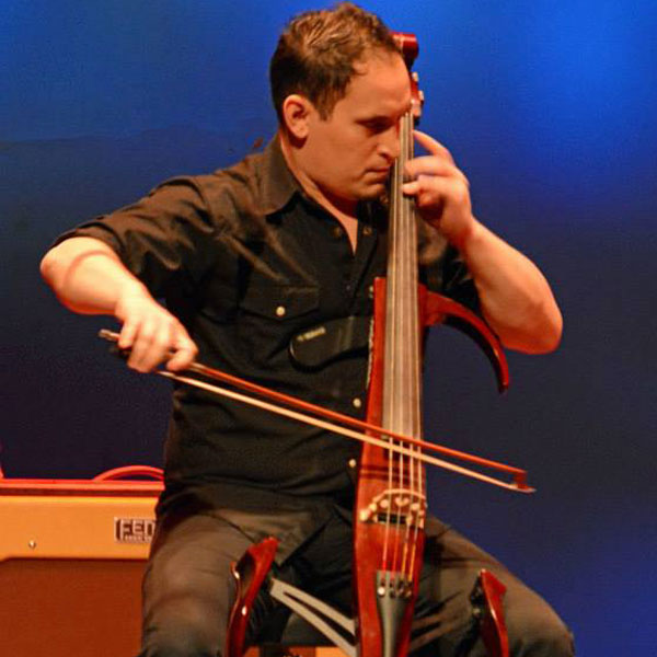 Peter Thomas, electric cello