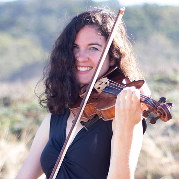 Sara Chazin, violin