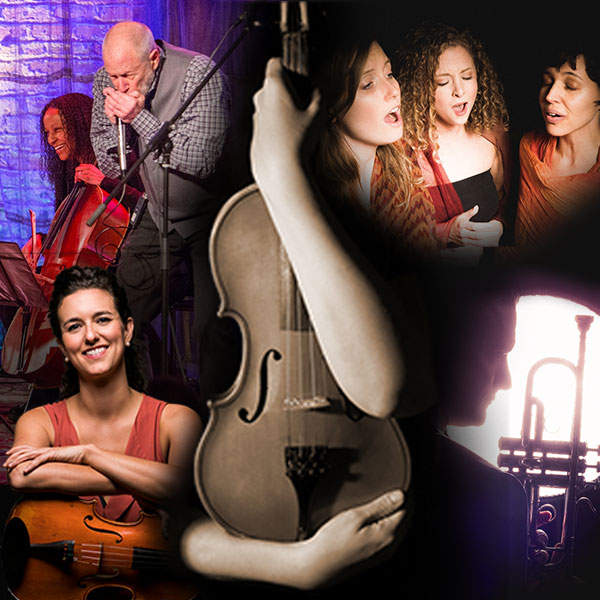 Chamber Music on the Fox - Season Ticket 2020-2021